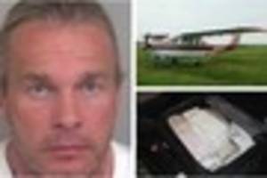 Brentwood man who flew cocaine worth millions into UK given...