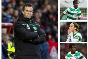celtic record fc: ronny deila's team is gutless.. a clear out at celtic park is needed