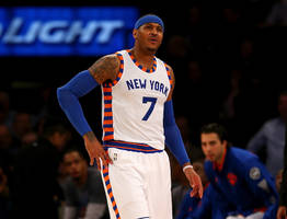 new york knicks rumors: carmelo anthony's long-term health a major concern?