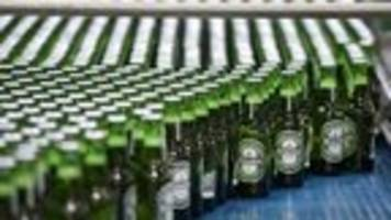 Mixed fortunes for beer giants