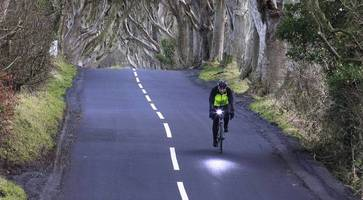 Game Of Thrones Dark Hedges road markings a mistake, admit red-faced officials