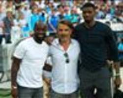 Arsenal flop Diaby set for first appearance in 17 months