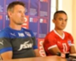 I-League: Bengaluru FC 4-1 DSK Shivajians: League leaders continue their impressive run