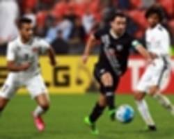VIDEO: Embarrassment for Xavi as penalty miss costs Al Sadd