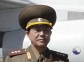 North Korea 'executes military chief on charges of corruption after he criticised Kim Jong-un's leadership appointments'
