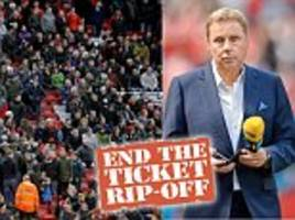 The Liverpool walk-out will be a warning to clubs... they must start putting fans first, believes Harry Redknapp