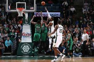 wild finish with three scores in last second lifts bucks over celts