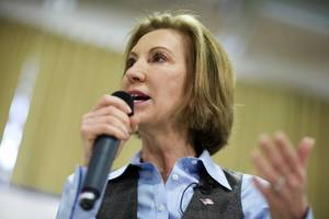 Carly Fiorina quits GOP presidential race