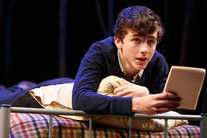 'prodigal son' theater review: john patrick shanley loves what he sees in mirror of his youth