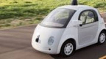 Legal breakthrough for Google car