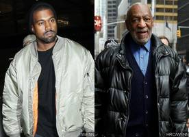 Kanye West Claims Bill Cosby Is 'Innocent' on Twitter. Wait, What?!