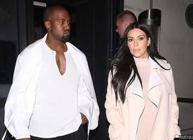 Kim Kardashian to Make First Post-Baby Public Appearance at Kanye West's NY Fashion Week Show