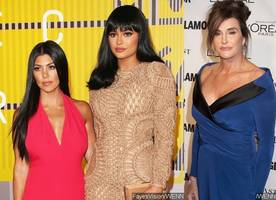 Kylie's Hilarious Snapchat Movie Continues With Caitlyn Jenner and Kourtney Kardashian