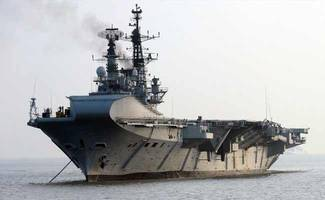 AP Govt proposes to develop INS Viraat as tourism centre