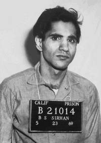 Parole, Again, Denied for Robert F. Kennedy Killer Sirhan Sirhan