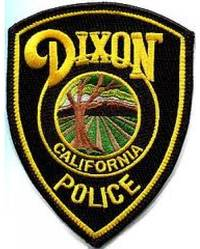 Dixon PD: Lost Peanut; Pedestrian Hit; Car Vandals; Transient With Pot and Meth Pipe On Stolen Bike;