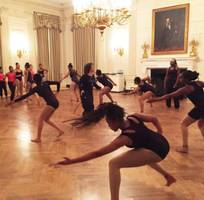 VIDEO: Dance Legends Host Class at White House for 51 DC Students