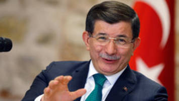 Syrian, Russian forces carrying out ethnic cleansing around Aleppo: Turkish PM