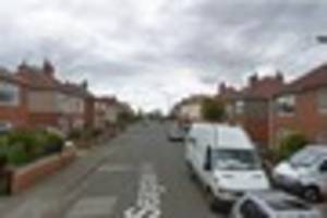 House fire in kitchen of Kirkby-in-Ashfield home