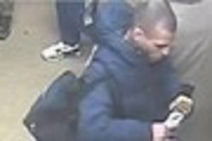 Man wanted in connection with Radford assault