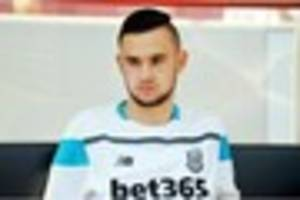 stoke city: loan market could be an option for potters' under-21...