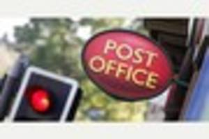 Whaddon Post Office will be modernized, bringing with it Sunday...