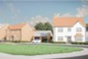 Construction begins on  400-homes development in Humberston
