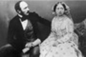 on this day... it will be 176 years since queen victoria married...
