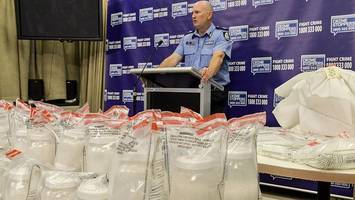 Perth drug busts net 32kg of ice