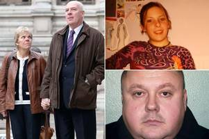 Milly Dowler's family kept agonising silence for eight months over what sick Levi Bellfield did to their daughter