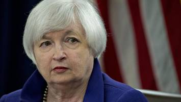 janet yellen: u.s. economy still at risk, unsure if fed will raise interest rates, says fed chair