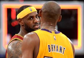 NBA RUMORS: Los Angeles Lakers & Cleveland Cavaliers Discussed A Kobe Bryant For LeBron James Swap In 2007?