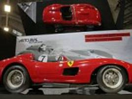 Lionel Messi 'was mystery buyer of £25million classic Ferrari that is the world's most expensive car - and he outbid Cristiano Ronaldo'