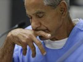 Robert F Kennedy assassin Sirhan Sirhan applies for parole for the 15th time