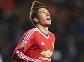 Manchester United U21 1-0 Manchester City U21: Joe Rothwell nets only goal of the game to send Red side of the city top of the league