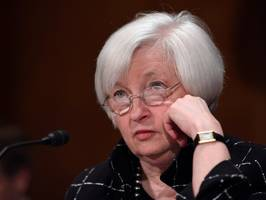 YELLEN: The stock market sell-off is not the Fed's fault (SPY, DJI, IXIC)