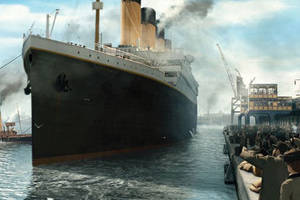 exact replica of titanic will set sail in 2018
