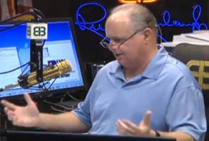 Limbaugh: Why Are Hillary and Sanders So Upset? They Got What They Wanted!