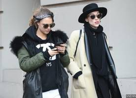 Did Cara Delevingne Propose to Girlfriend St. Vincent in Paris?