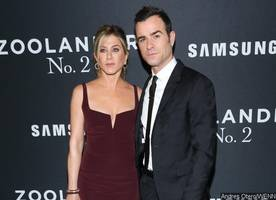 Justin Theroux's Valentine's Day Plan With Jennifer Aniston Is Unordinary