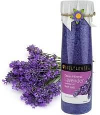 product review: soulflowers ocean mineral lavender bath salts dnp