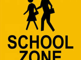 ask a cop: what's the speed limit in a school zone when students aren't present?