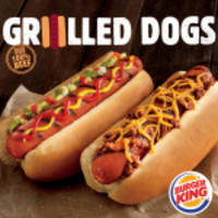 BURGER KING® Restaurants to Become Largest Restaurant Chain in U.S. to Serve Flame-Grilled Hot Dogs