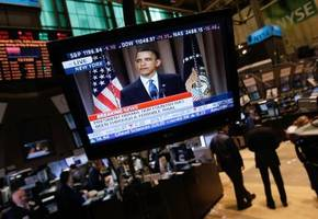 Can the stock market predict who will be the next President?