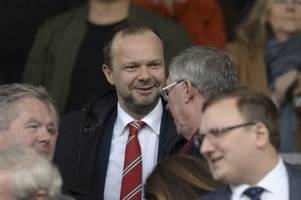woodward drops hint that man utd will spend big this summer