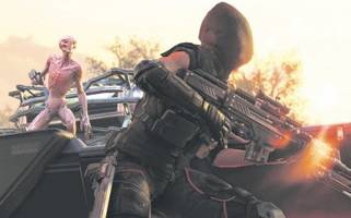 XCOM 2 is a furious mess of guts and explosions and insectoid limbs