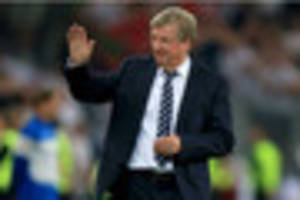 roy hodgson gets his way at last as england squad gather for...