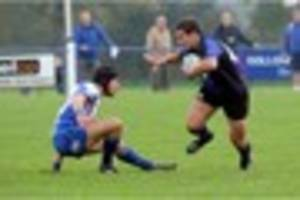 rugby union: stoke aim to put dent in stratford's push for glory