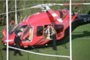 ​mystery man flies into ilfracombe rugby club