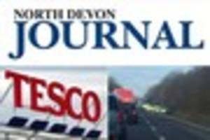 Tesco's unusual prize and four more stories North Devon people...